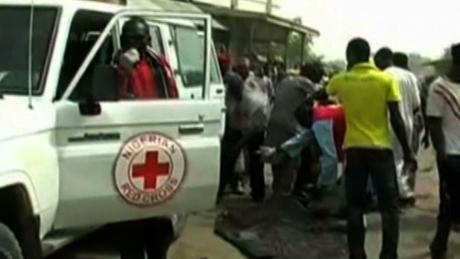 Boko Haram carnage in Maidurguri, Nigeria, January 10, 2015