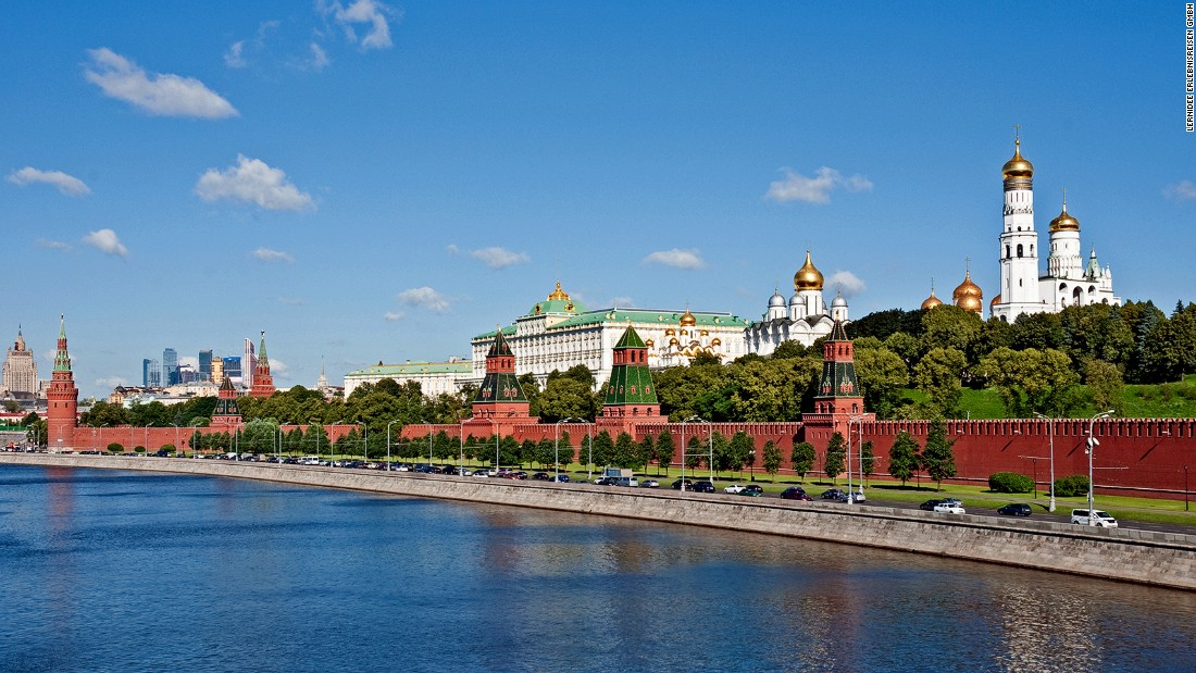 The Moscow Kremlin includes five palaces, four cathedrals and the enclosing Kremlin wall and towers. Only a few of the areas and palaces have exhibits open to visitors.