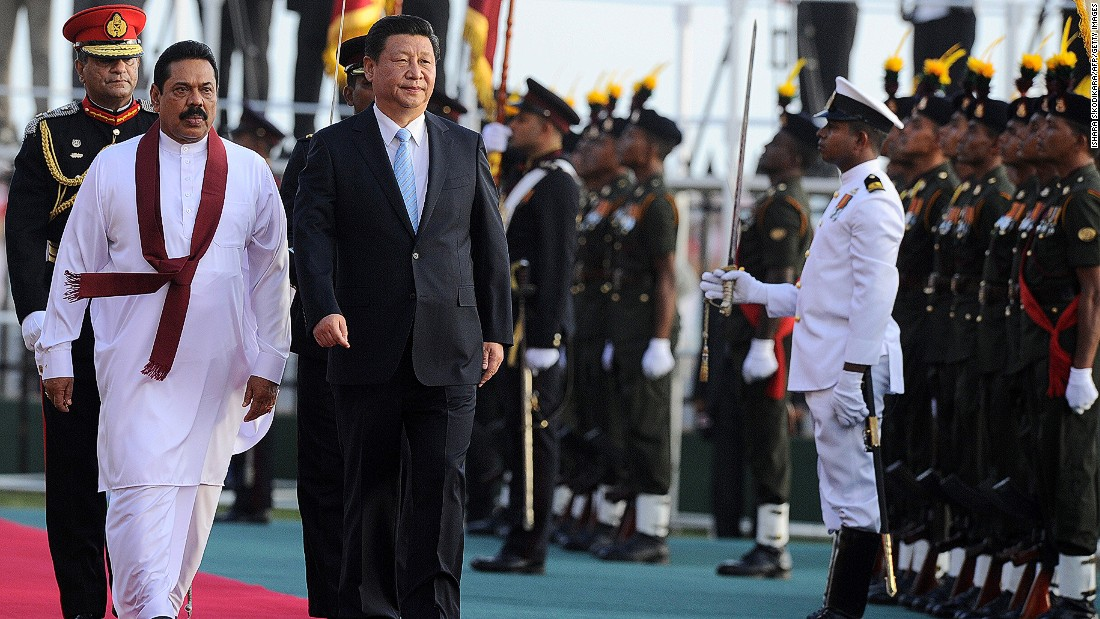 "After President Xi Jinping visited and called Sri Lanka a ""splendid pearl"" in September 2014, package tours to the country from China during the October 1st National Day holiday were quickly booked to capacity."
