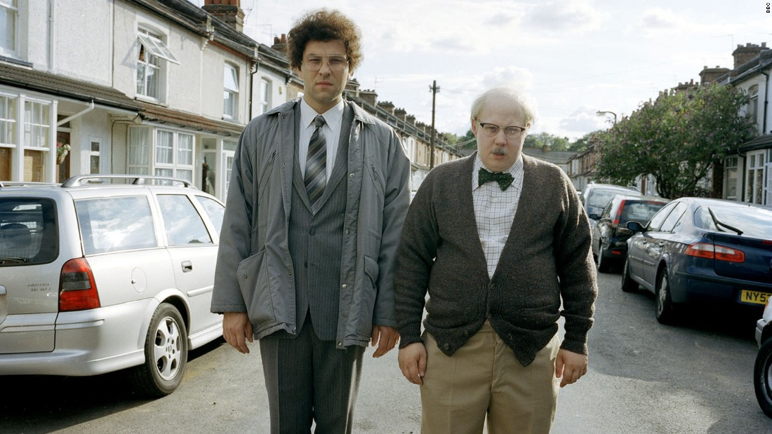 """Little Britain,"" starring David Walliams and Matt Lucas."