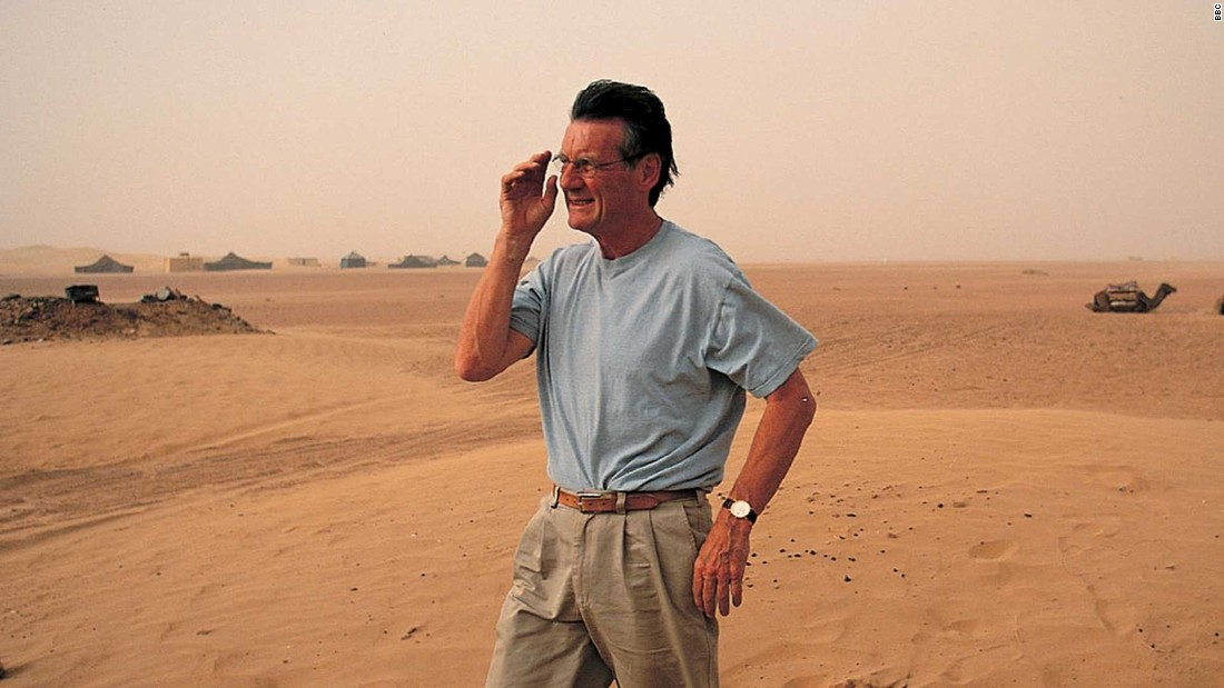 Michael Palin travelogues, starring Michael Palin.