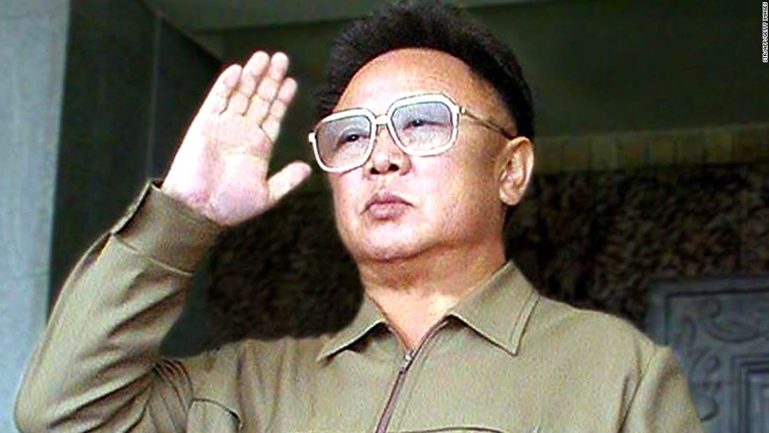 "Kim Jong Il saluted his troops during a military parade in Pyongyang in 2002 to mark the 70th anniversary of the founding of the country's army. He died after a heart attack in December 2011. State television reported that Kim died due to ""overwork"" after ""dedicating his life to the people."""
