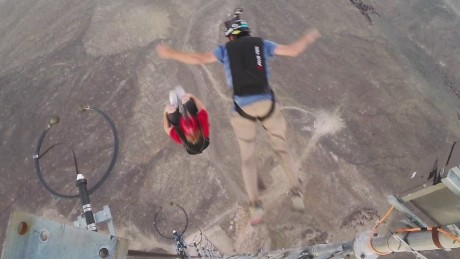 base jump nine flips from 1000 foot tall tower _00002621