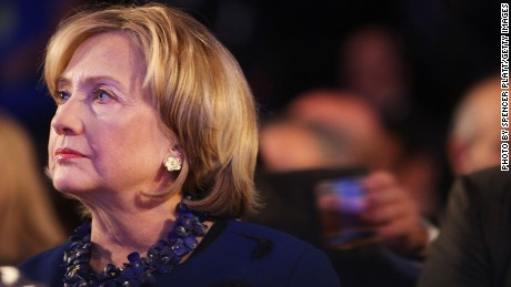 Pro-Hillary Clinton groups spar ahead of potential presidential campaign announcement.