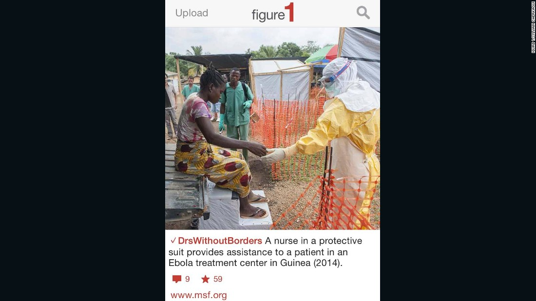 "Figure1 is working in partnership with NGO <a href=""http://www.doctorswithoutborders.org/"" target=""_blank"">Doctors Without Borders </a>to help bring awareness to the ebola crisis in Africa. Here, a post from the NGO provides insight into a treatment facility in Guinea."