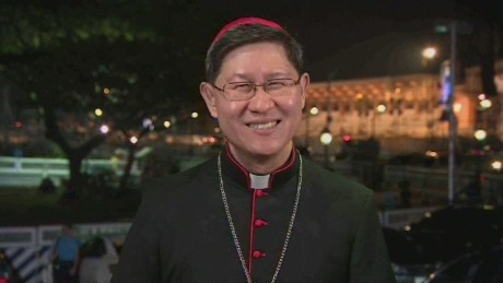 Philippines Cardinal on Islam, Asia ahead of Pope visit