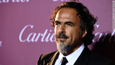 PALM SPRINGS, CA - JANUARY 03: Director Alejandro Gonzalez Inarritu attends the 26th Annual Palm Springs International Film Festival Awards Gala at Palm Springs Convention Center on January 3, 2015 in Palm Springs, California. (Photo by Frazer Harrison/Getty Images)