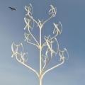 urban green energy - power flower 1