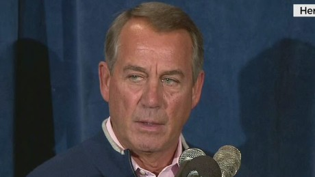 Boehner: NSA program helped foil US terror plot