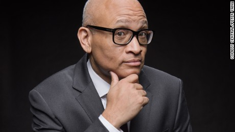 'Nerd prom' host Larry Wilmore talks roasting Obama