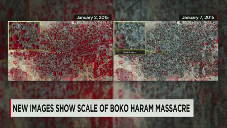 Amnesty Intl.: Boko Haram wiped out whole villages