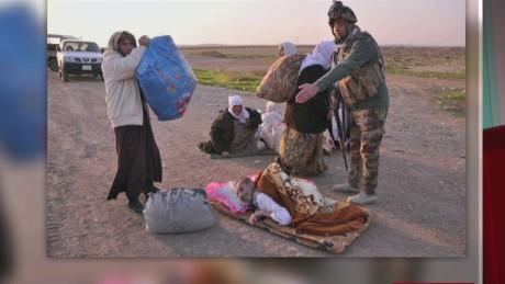 nd watson liveshot isis releases yazidis_00003114