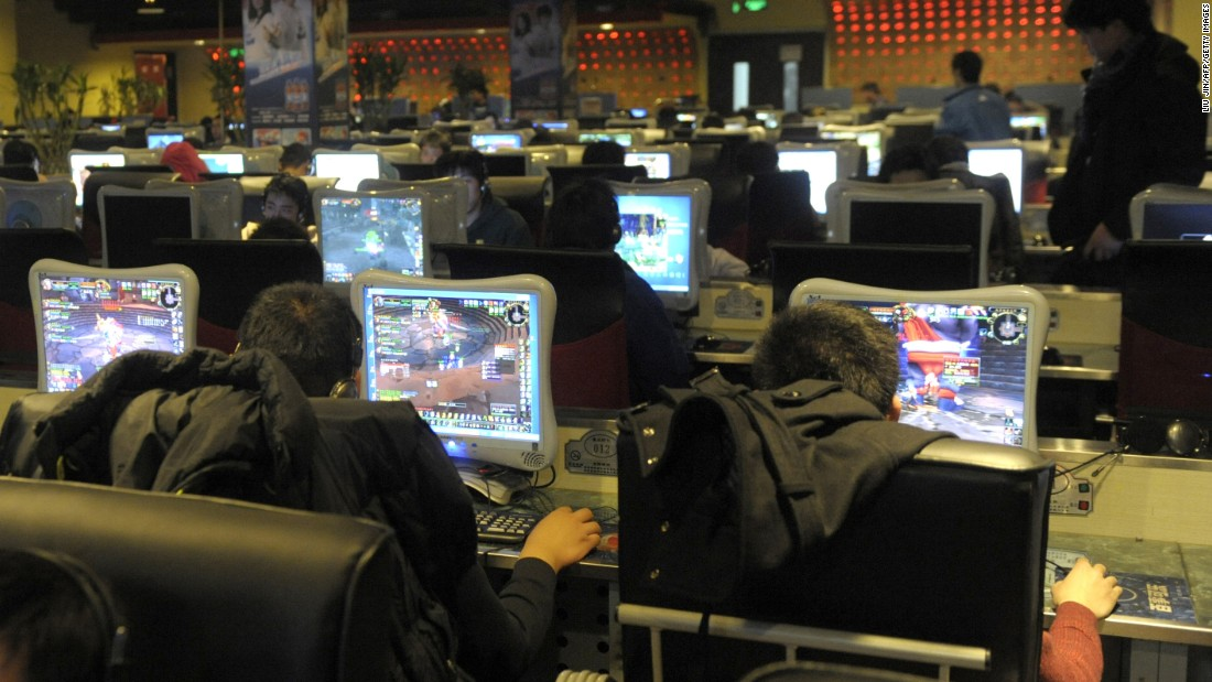 Man Dies After 3 Day Internet Gaming Binge Cnn Com