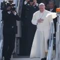 pope philippines 0119 airport