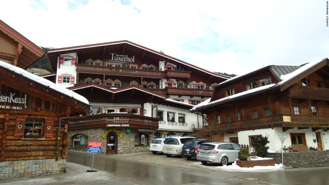 "There's a ski run leading right to the <a href=""https://tuxerhof.at/en/"" target=""_blank"">Hotel Alpin Spa Tuxerhof</a>, a mountain retreat at the entrance of the Tux Valley in Austria's charming Tirol state. Nightly rates for 2015 average about $380, dropping to a low of about $320 in November."