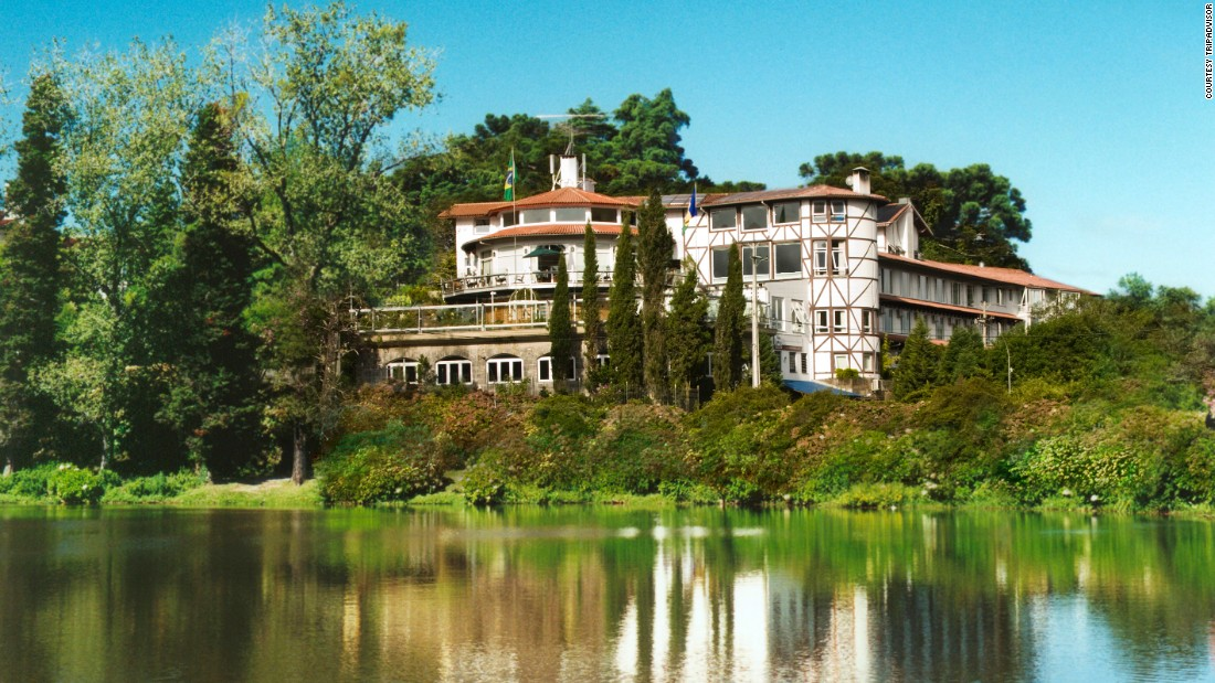 "The charming <a href=""http://www.sthubertus.com/site/index.php/en/"" target=""_blank"">St. Hubertus Hotel </a>sits on Lago Negro in Gramado, Brazil. Nightly rates in 2015 average just under $300, with a dip to about $250 in March."