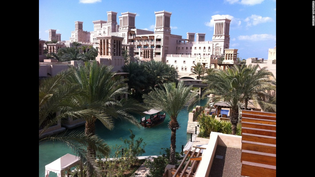 "Tucked within the Madinat Jumeirah, Dubai's <a href=""http://www.jumeirah.com/en/hotels-resorts/dubai/madinat-jumeirah/dar-al-masyaf/"" target=""_blank"">Dar Al Masyaf</a> features standalone two-story houses. Nightly rates average about $750 for 2015, with a drop in June and July to about $370."