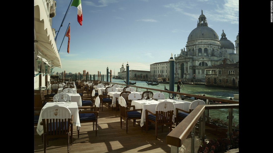 "Venice's opulent <a href=""http://www.thegrittipalace.com/"" target=""_blank"">Gritti Palace</a> offers stunning views of the Grand Canal and 21 elegant suites. Nightly rates at the historic hotel average about $930 in 2015, with a big dip in December to just under $500."