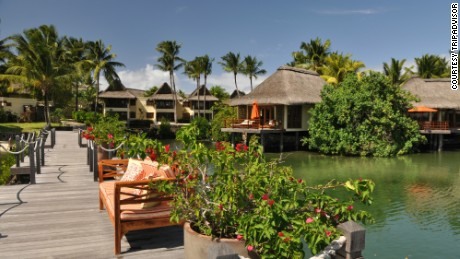 Constance Le Prince Maurice -- one of many five-star offerings on Mauritius.