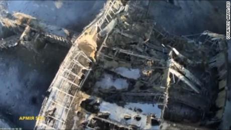 pkg chance ukraine donetsk airport destroyed_00012026