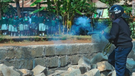 pkg king kenya occupy playground children tear gas_00001717