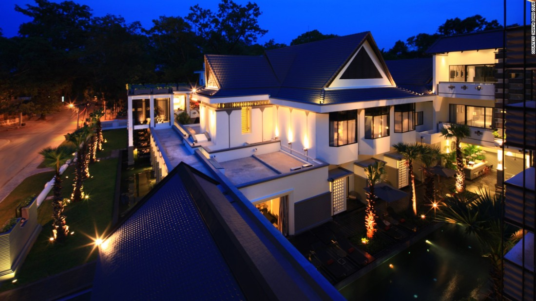 "The <a href=""http://shintamani.com/club/"" target=""_blank"">Shinta Mani Club</a> in Siem Reap, Cambodia, is a 39-room boutique hotel located about 15 minutes from the temples of Angkor Wat. The average nightly rate is about $250, with rates dipping closer to $200 in September and October."