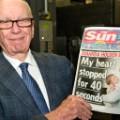 The Sun Rupert Murdoch
