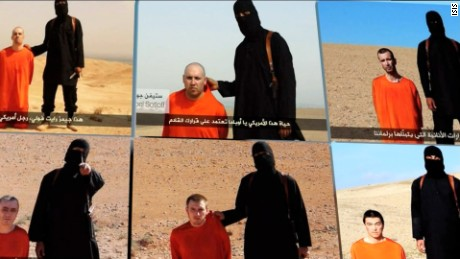 'Jihadi John' still at large