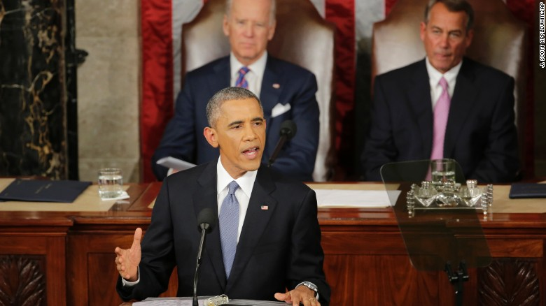 Hits and misses from Obama's State of the Union speeches