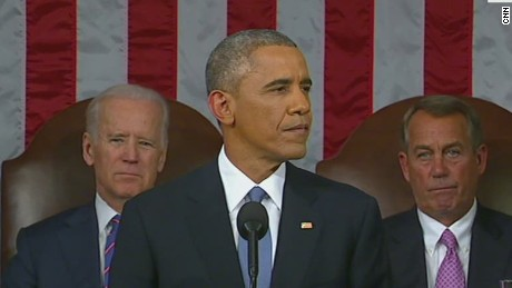 Obama: 'Tonight we turn the page'