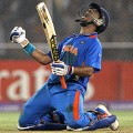 yuvraj singh screaming on knees tz