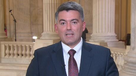 Colorado Sen. Cory Gardner