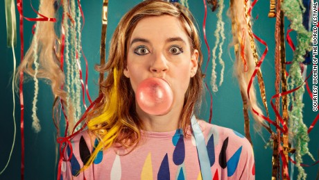Electro-popster tUnE-yArDs performing is one of the highlights of this year's WOW Festival.