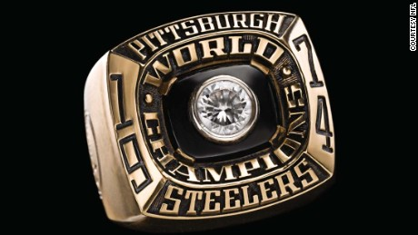 Super Bowl IX, Pittsburgh Steelers, 1975
