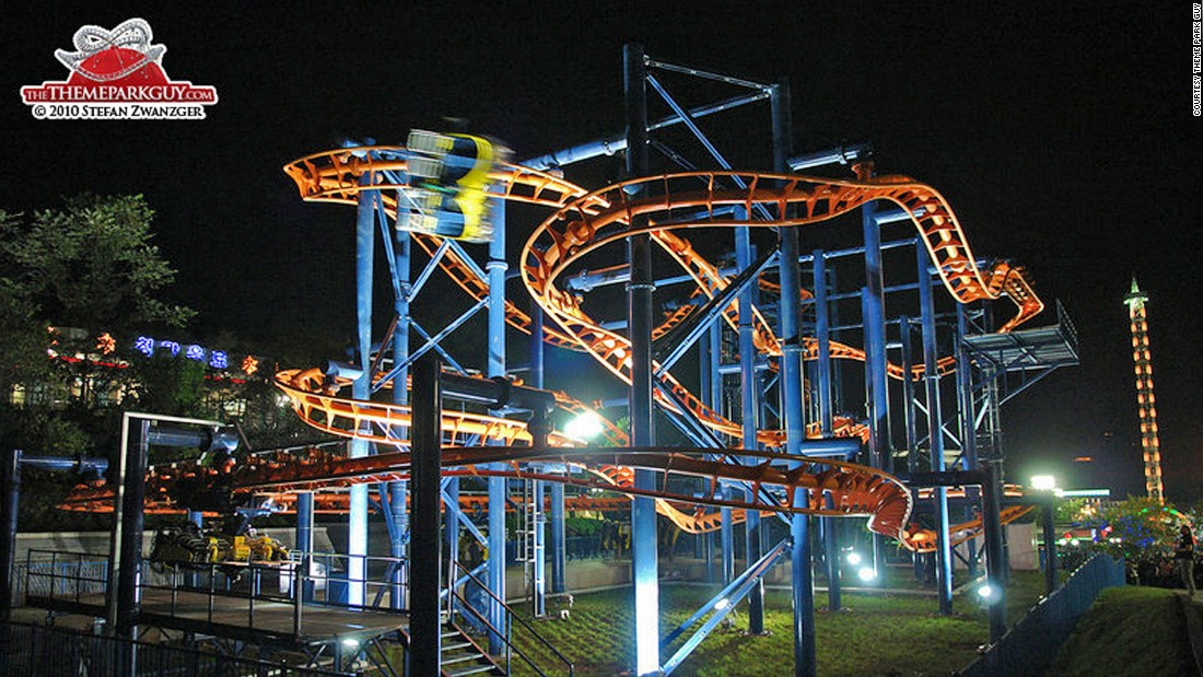 For genuinely fun thrills and screams, the Kaeson Youth Park has a relatively new, Italian-made Zamperla coaster.