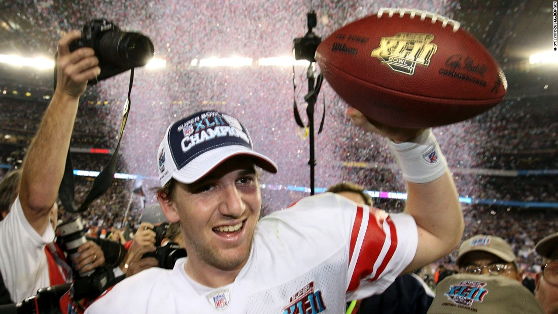 The two-time Super Bowl MVP is quietly coming off the best statistical season of his 12-year career (35 TDs, 14 INTs, 93.6 RTG), though the Giants missed the playoffs for the fourth year running. At times, Manning has befuddled New Yorkers with error-prone performances (as recently as 2013 he threw 27 INTs), but his legacy is cemented in New York sporting lore. If Victor Cruz and Odell Beckham can stay healthy in 2016, Manning will be operating with the most dangerous receiving corps in the league.