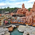 scariest ride thunder mountain