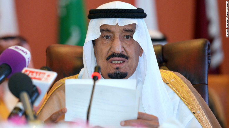 What do we know about Saudi Arabia's new king?
