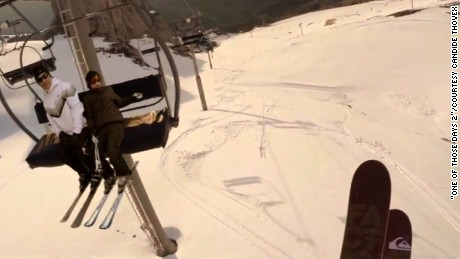 Warning: This might make you ski-sick