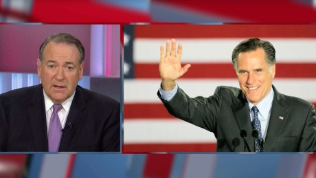 Huckabee responds to newly-leaked Romney attack ad