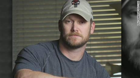 Critics: Chris Kyle's stories do not add up