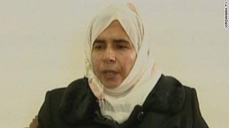 Why does ISIS want Sajida al-Rishawi?
