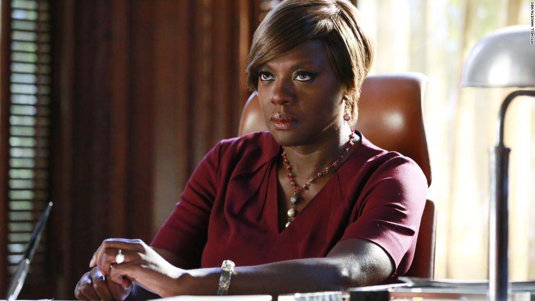 "Viola Davis, ""How to Get Away with Murder"""