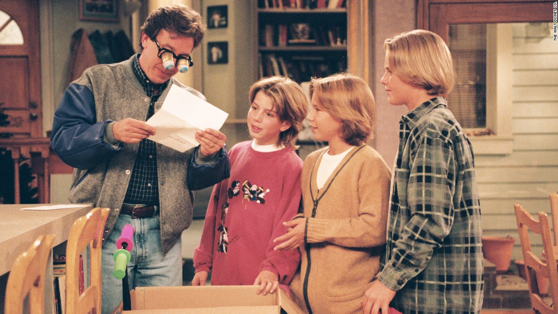 "In 1991, ""Home Improvement"" introduced Tim Allen to broadcast TV viewers as Tim ""The Tool Man"" Taylor, a handy family man with three boys. The middle son, played by Jonathan Taylor Thomas, would become a swoon-worthy favorite."