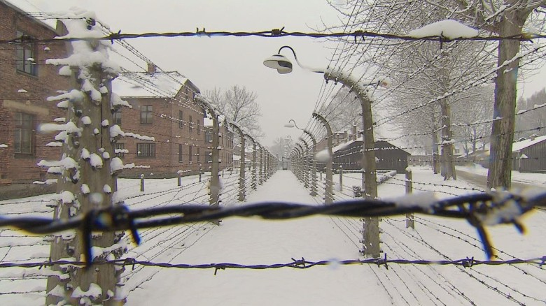 'One minute like an entire day': Remembering Auschwitz
