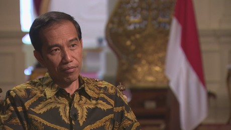 Indonesia President: 'No compromise for violence'