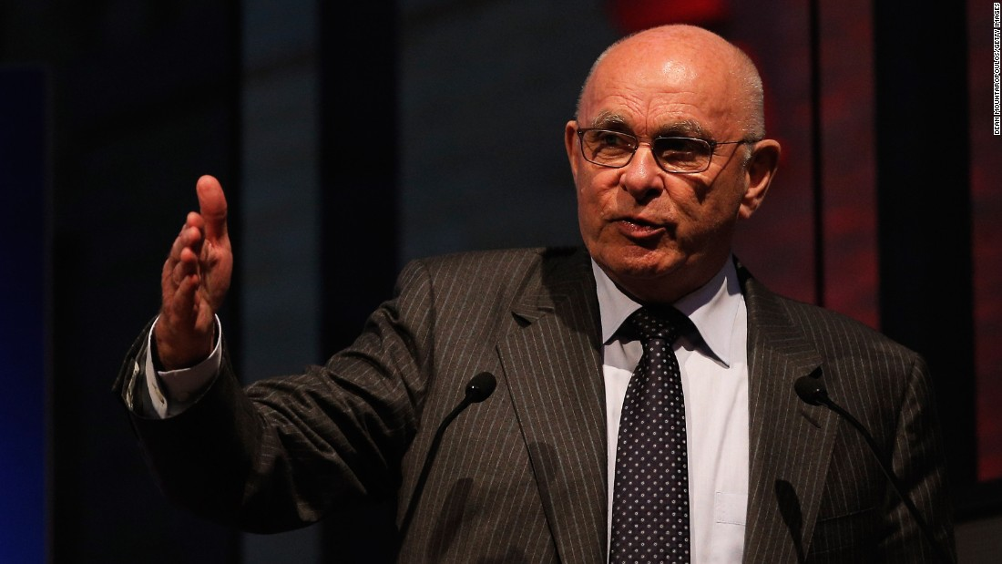A key figure at UEFA and a member of the federation's executive committee. He runs the national association of the Netherlands and was a candidate earlier this year for FIFA president. He withdrew a week before the election and supported al-Hussein. Van Praag, 67, reportedly is a supporter of a two-term limit for the office.