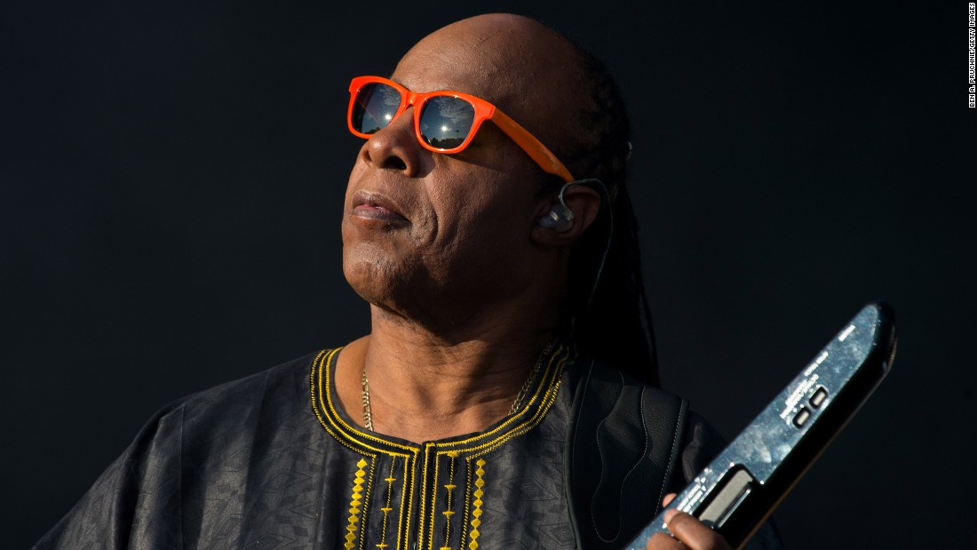 "The legendary singer and multi-instrumentalist Stevie Wonder recently collaborated with DJ Mark Ronson on his album ""Uptown Special."""