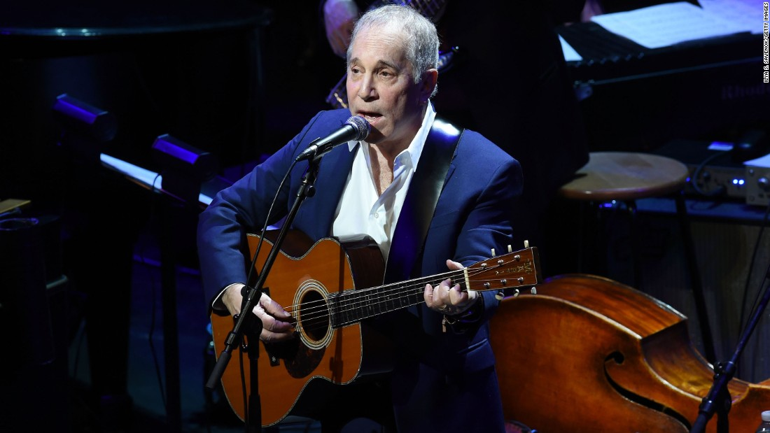 "Paul Simon has stayed active, going on tour with Sting and even making an occasional appearance with old mate Art Garfunkel. In 2011 he released his album, ""So Beautiful or So What."""