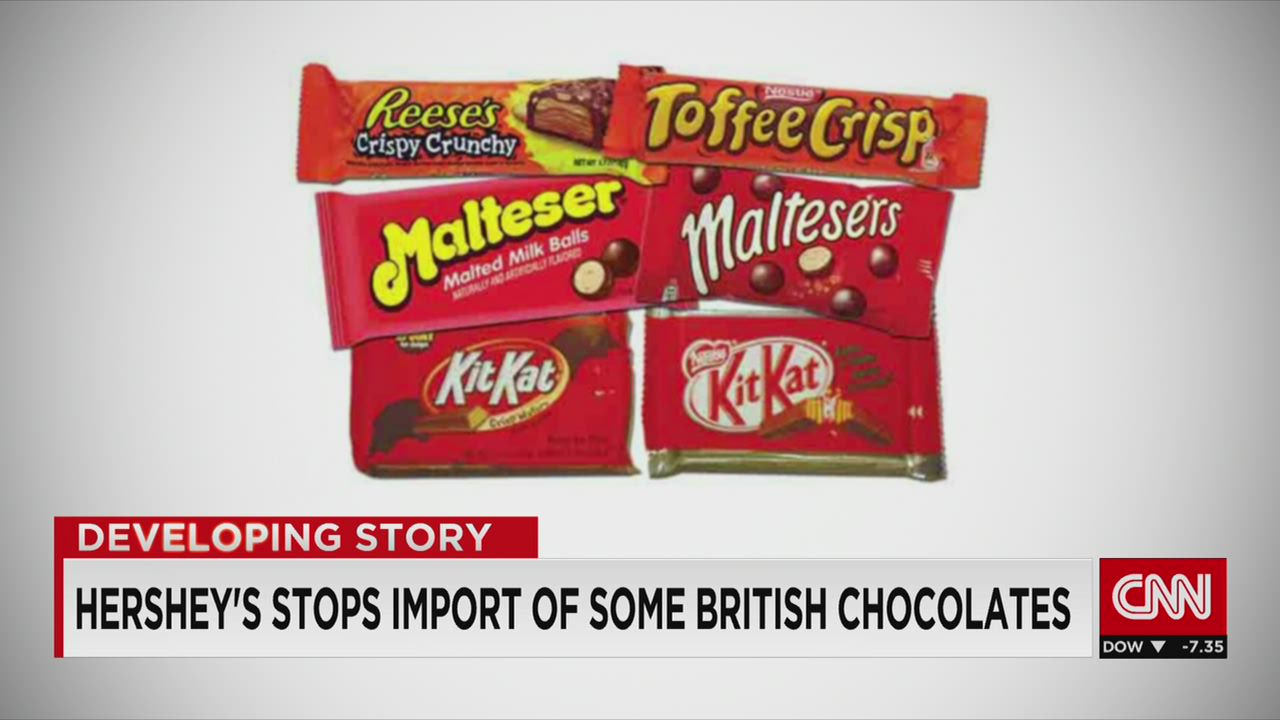 British Chocolates - Pumpkin Chocolate Chip Cookies